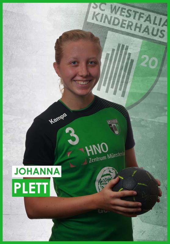 Johanna Plett