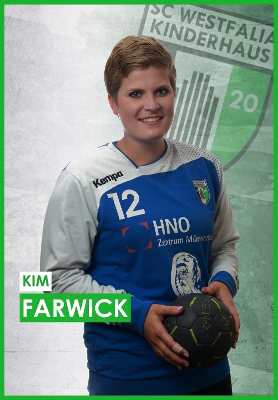 Kim Farwick