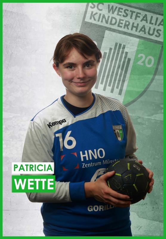 Patricia Wette