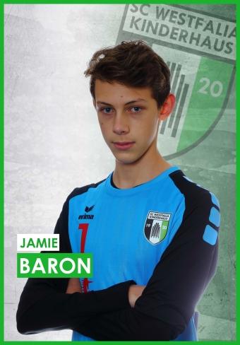 Jamie Baron